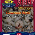dominicks shrimp packaging