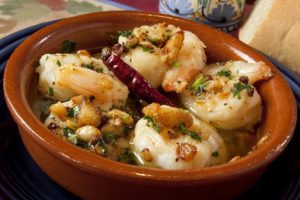 "Wild American Shrimp Recipe - Shrimp ""Al Ajillo"" Columbia Restaurant Recipe"