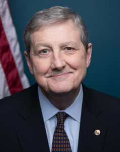 Senator Vows to Help Shrimpers - John Neely Kennedy