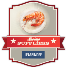 Find our Shrimp. Learn More