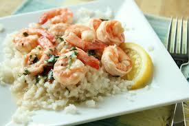 shrimp aloha
