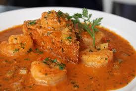 shrimp creole soup stew