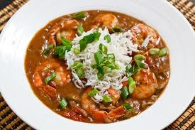shrimp okra gumbo soup stews
