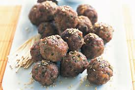 shrimp pork balls
