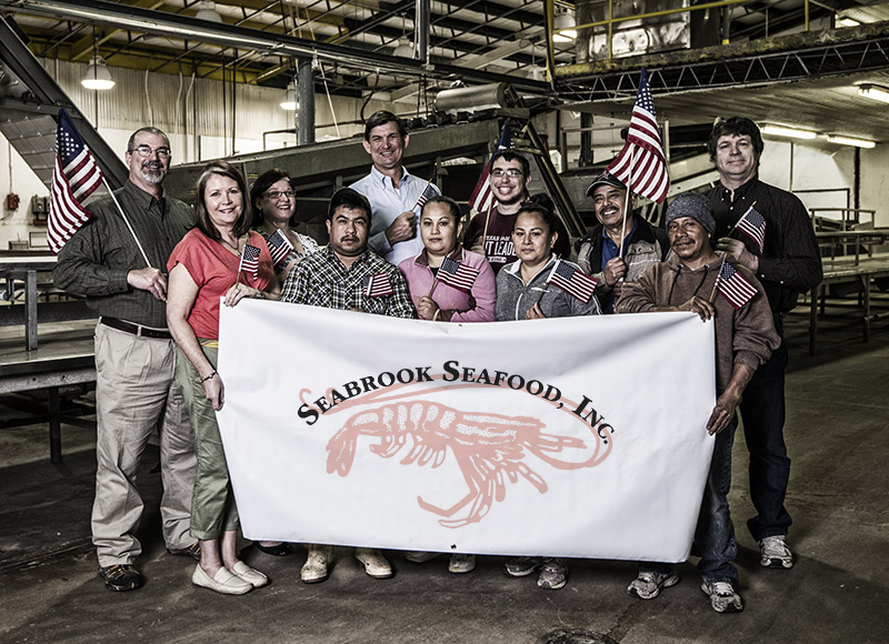 The employees of Seabrook Seafood, Inc.