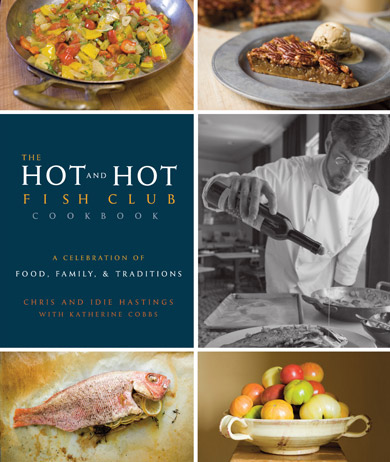 hot and hot fish club book