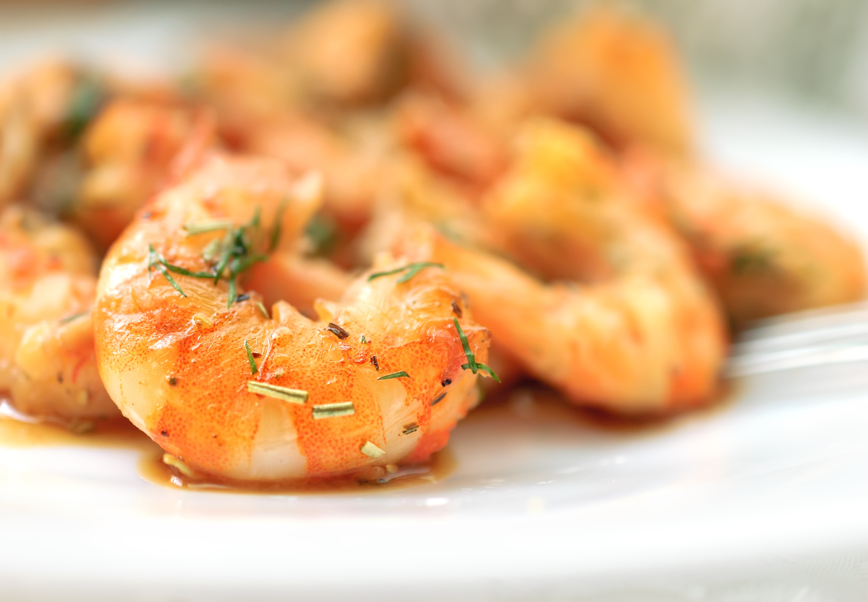 Southern Fried Shrimp ~ 5 Ingredient Recipe - Miss in the