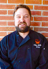 Chef Mike Koerner of Chez Mikey in Deerfield, Illinois