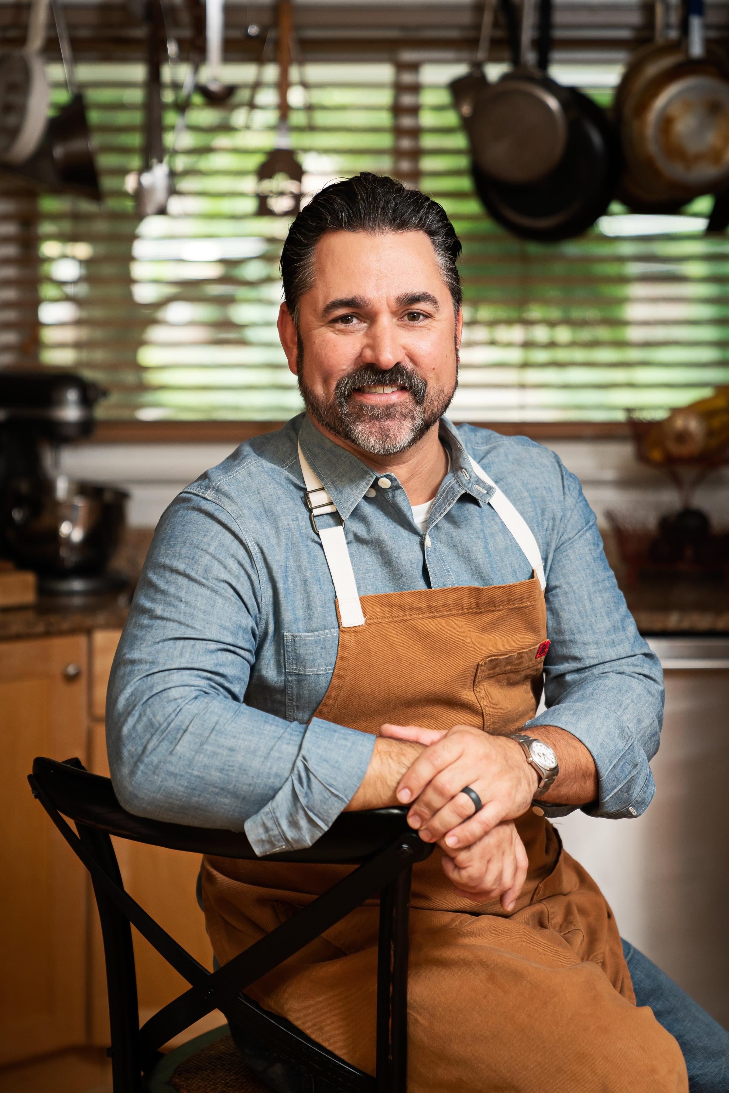 Chef David Guas