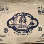 Mariah Jade Shrimp Co. Packaging